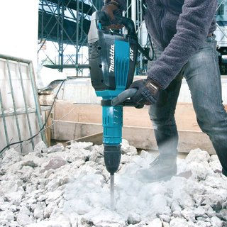 Heavy Duty Demolition Hammer - 110v Electric